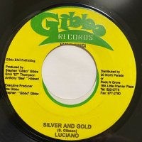 LUCIANO / SILVER & GOLD - I WAYNE / LIVING IN LOVE