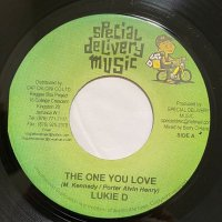 LUKIE D / THE ONE YOUR LOVE