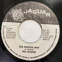 KEN BOOTHE / OLD FASHION WAY