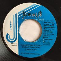 JOHNNY OSBOURNE / GANGSTER SOUND