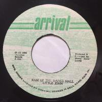 LITTLE JOHN / RAM UP THE DANCEHALL