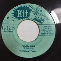 THE MAYTONES / FUNNY MAN