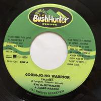RYO THE SKYWALKER & JUMBO MAATCH / GOSEN-JO-NO WARRIOR
