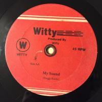 TEDDY BROWN / SITTING AND WATCHING - SLUGGY RANKS / MY SOUND