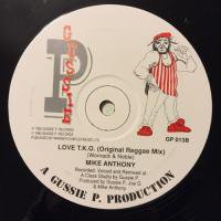 MIKE ANTHONY / LOVE T.K.O.