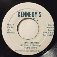 TONY LOWE / LINE STEPPER