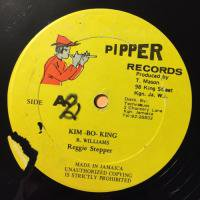 REGGIE STEPPER / KIM-BO-KING