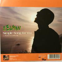 EELMAN / SIMPLE - PEACE & LOVE