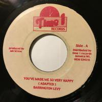 BARRINGTON LEVY / YOU'VE MADE ME SO VERY HAPPY