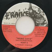 ROBERT FFRENCH, HEAVY D / MORE LOVE