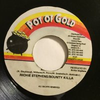 RICHIE STEPHENS, BOUNTY KILLA / MANIAC