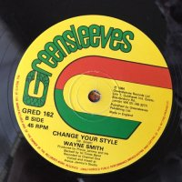 WAYNE SMITH / CHANGE YOUR STYLE - COME ALONG