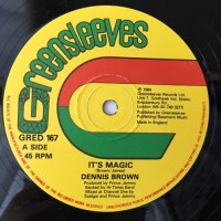PAD ANTHONY / CRAZY LOVE - DENNIS BROWN / IT'S MAGIC