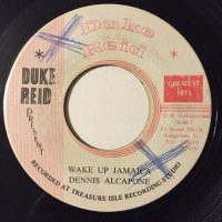 DENNIS ALCAPONE / WAKE UP JAMAICA