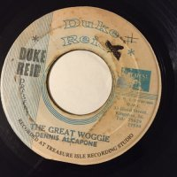 DENNIS ALCAPONE / THE GREAT WOGGIE