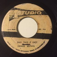 DENNIS BROWN / EASY TAKE IT EASY