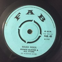 PRINCE BUSTER / ROUGH RIDER - 127 ORANGE STREET
