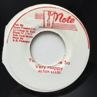 ALTON ELLIS / YOU MAKE ME SO VERY HAPPY