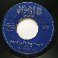 HEPTONES / FREEDOM TO THE PEOPLE - DON'T BE PREJUDICE