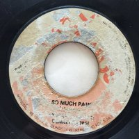DENNIS BROWN & JOHNNY CLARKE / SO MUCH PAIN