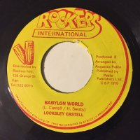 LOCKSLEY CASTELL / BABYLON WORLD