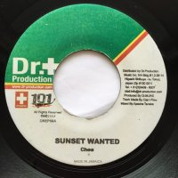 CHEE / SUNSET WANTED - PINCHERS / SISTER