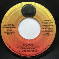 FUTURE TROUBLE / SHAKE IT - LADY SAW / SQUEEZING ME