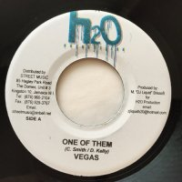 MR. VEGAS / ONE OF THEM - LEXXUS / DO SO