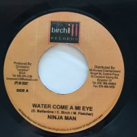 NINJAMAN / WATER COME A MI EYE - MONSTER TWIN / A SUH THE TING SET UP