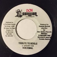 VOICE MAIL / TRIBUTE TO BOGLE