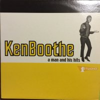 KEN BOOTHE / A MAN AND HIS HITS
