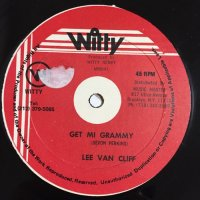 LEE VAN CLIFF / GET MI GRAMMY