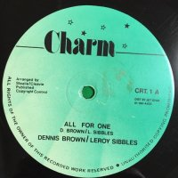 DENNIS BROWN & LEROY SIBBLES / ALL FOR ONE