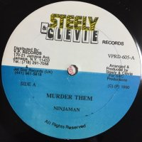 NINJAMAN / MURDER THEM - PROGRAM TO KILL