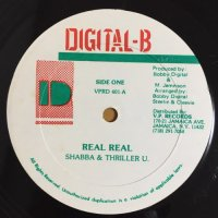 SHABBA & THRILLER U / REAL REAL - BUNNY GENERAL / ME A BEG OONUH