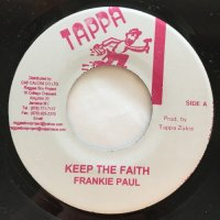 FRANKIE PAUL / KEEP THE FAITH