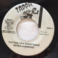 BERES HAMMOND / PUTTING UP A RESISTANCE
