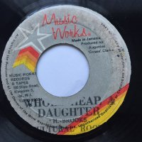 CULTURAL ROOTS / WHO HEAP A DAUGHTER