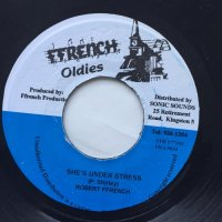 ROBERT FFRENCH / SHE'S UNDER STRESS