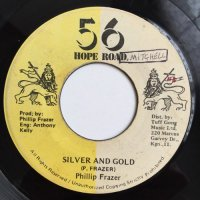PHILLIP FRAZER / SILVER AND GOLD