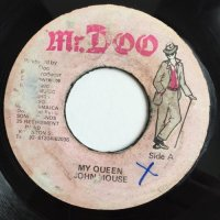 JOHN MOUSE / MY QUEEN