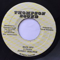JOHNNY OSBOURNE / BACK OFF
