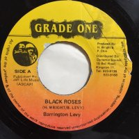 BARRINGTON LEVY / BLACK ROSES
