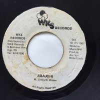 WILLIE LINDO & DENNIS BROWN / ABAJOHI