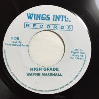 WAYNE MARSHALL / HIGH GRADE - NEO / LOVE SONGS
