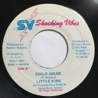 LITTLE KIRK / CHILD ABUSE