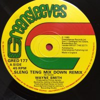 WAYNE SMITH / SLENG TENG MIX DOWN REMIX - PAD ANTHONY / CRY FOR ME