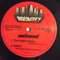 MINMI / THE PERFECT VISION - SOUTH ORANGE