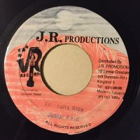 JUNIOR REID / ALL FRUITS RIPE