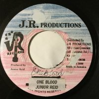JUNIOR REID / ONE BLOOD